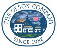 The Olson Company logo