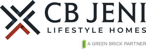 CB JENI Homes logo
