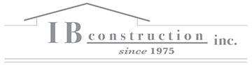 IB construction inc, since 1975